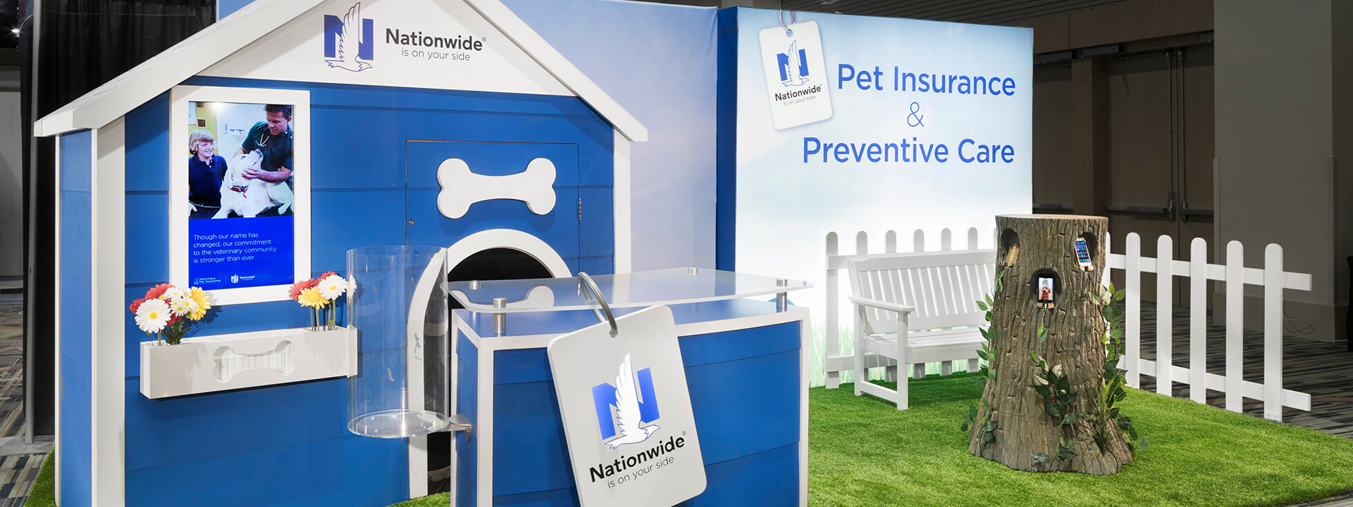 Nationwide Pet Insurance, Multiple Shows | Access TCA