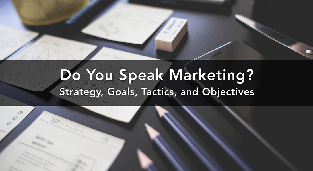 marketing objectives and strategy definitions