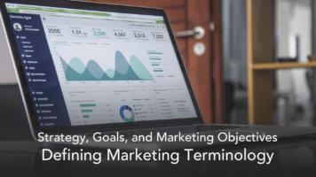 Marketing terminology