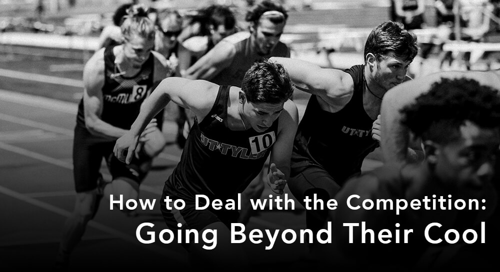 how to deal with competition