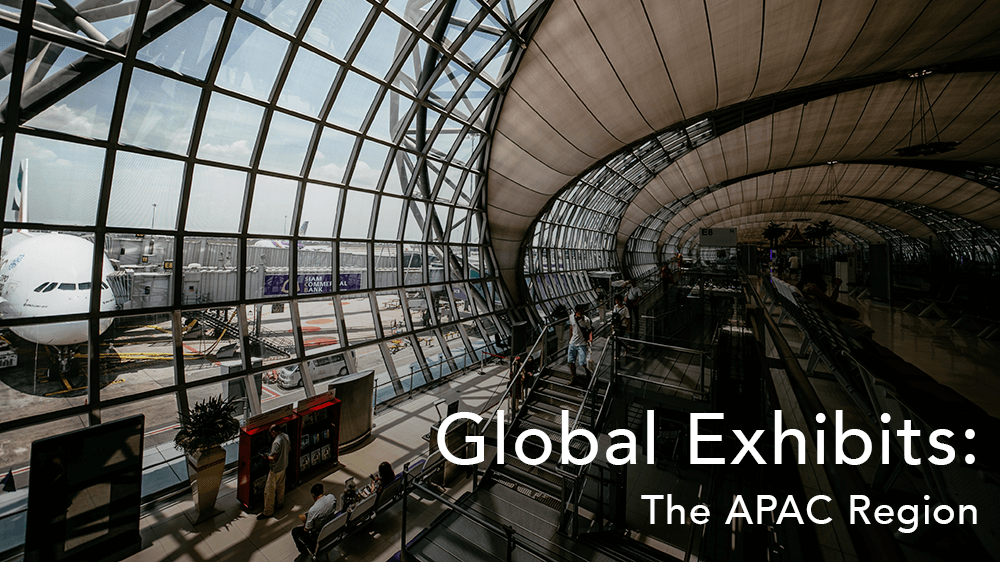 Global Exhibiting: Special Edition–The APAC Region