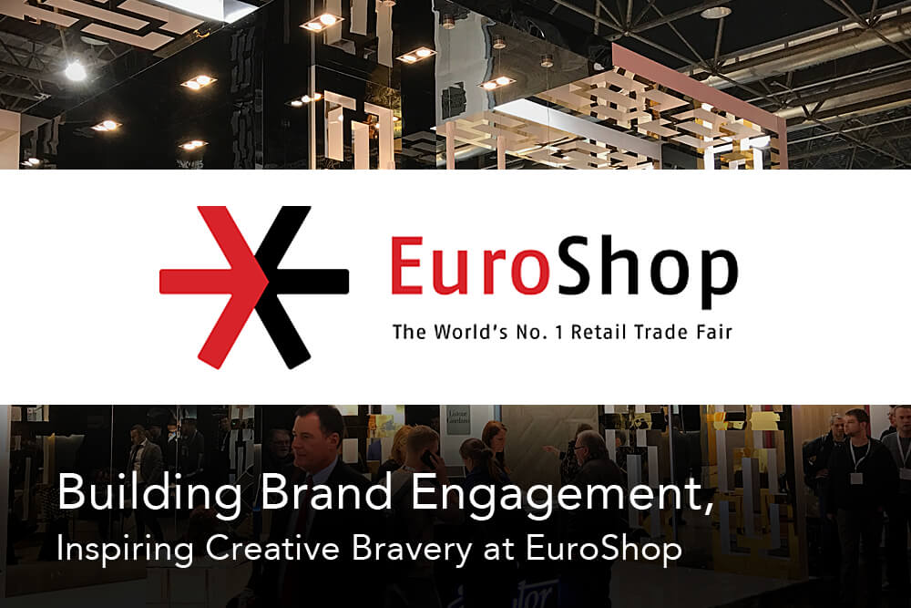 exhibit design inspiration at euroshop