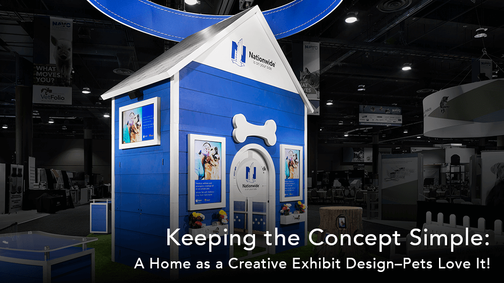 A Home as a Creative Exhibit Design–Pets Love It!