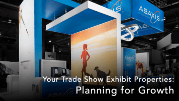 trade show exhibit properties