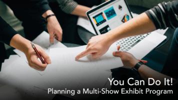 planning an exhibit program