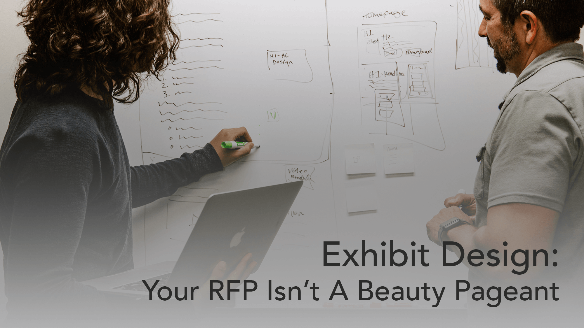 exhibit design rfp