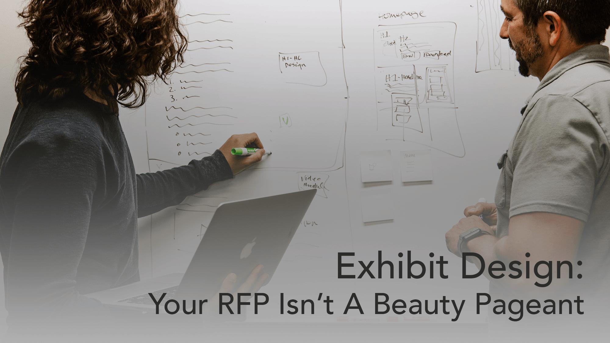 exhibit design rfp