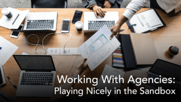 setting roles when you work with an agency