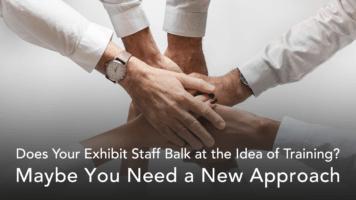 exhibit staff training