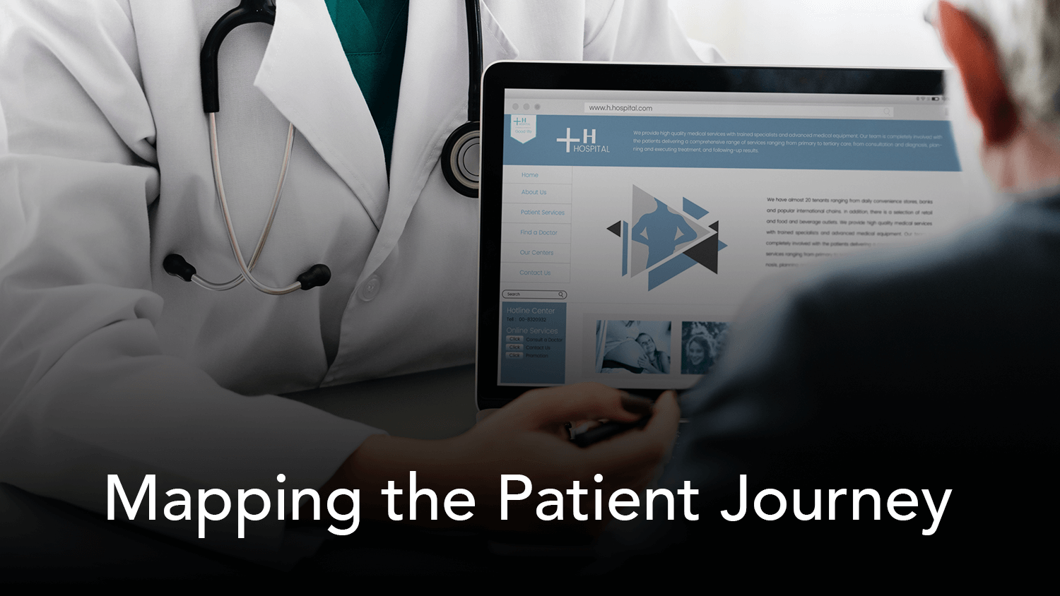 patient journey in healthcare