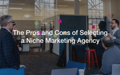 The Pros and Cons of Selecting a Niche Marketing Agency