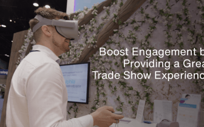 Boost Engagement by Providing a Great Trade Show Experience