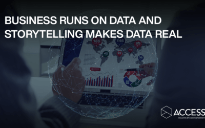 Business Runs on Data and Storytelling Makes Data Real