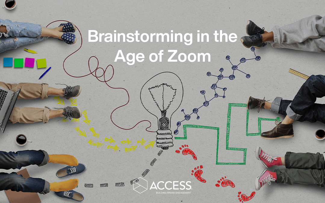 Brainstorming in the Age of Zoom