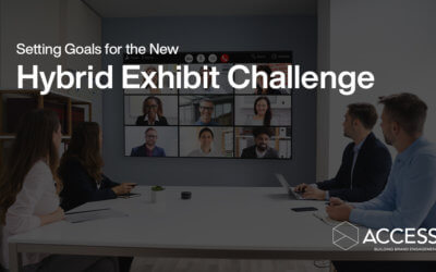 Setting Goals for the New Hybrid Exhibit Challenge