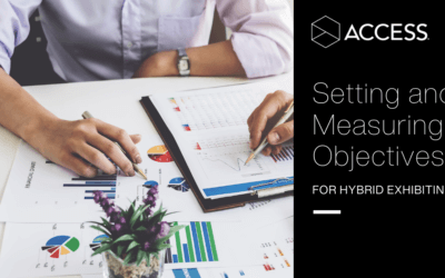 Setting and Measuring Objectives for Hybrid Exhibiting
